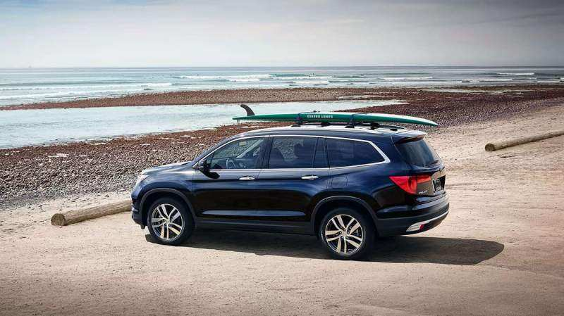 72 The 2020 Honda Pilot Spy Spy Shoot by 2020 Honda Pilot Spy