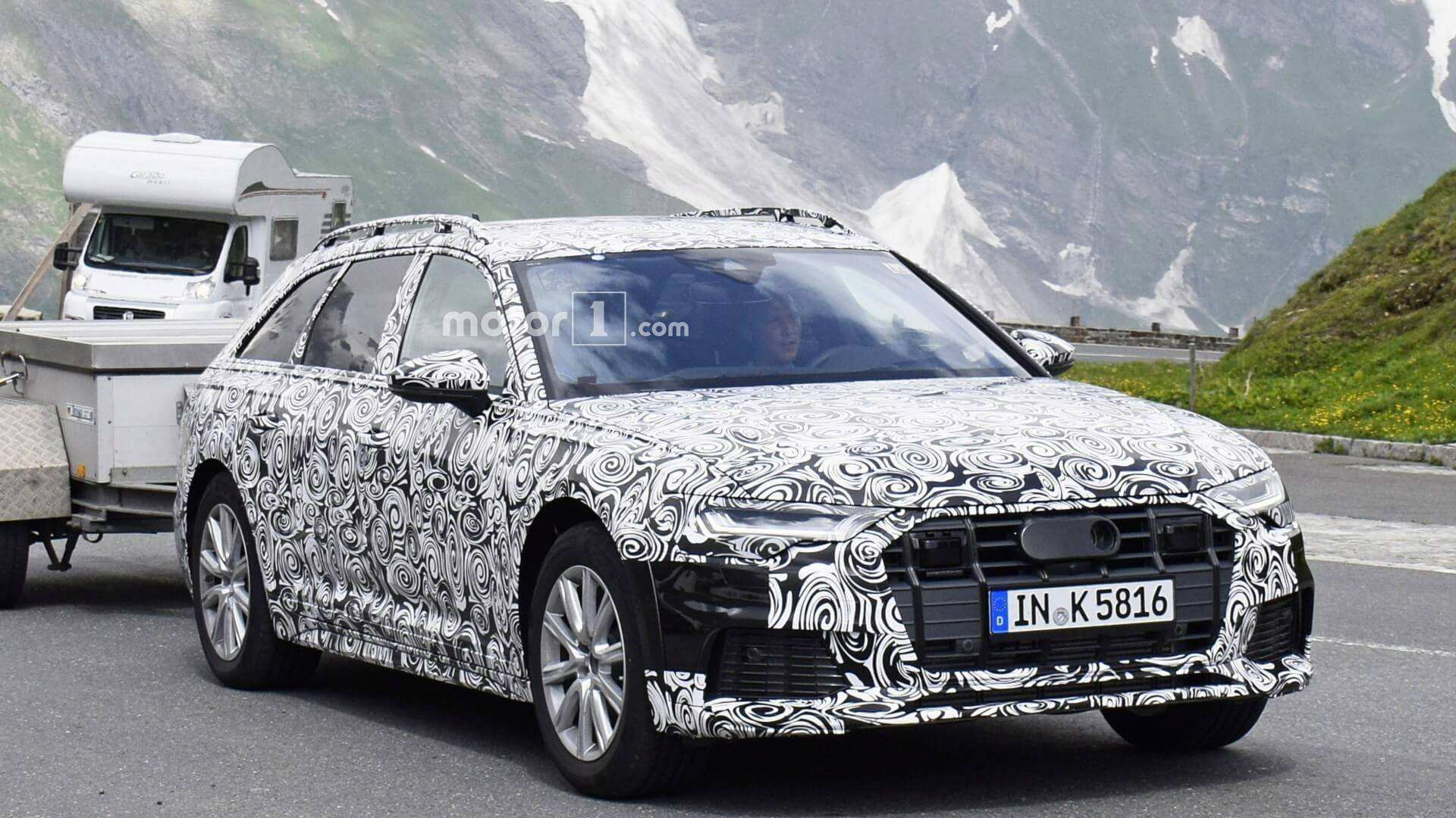 72 The 2020 The Audi A6 Configurations with 2020 The Audi A6