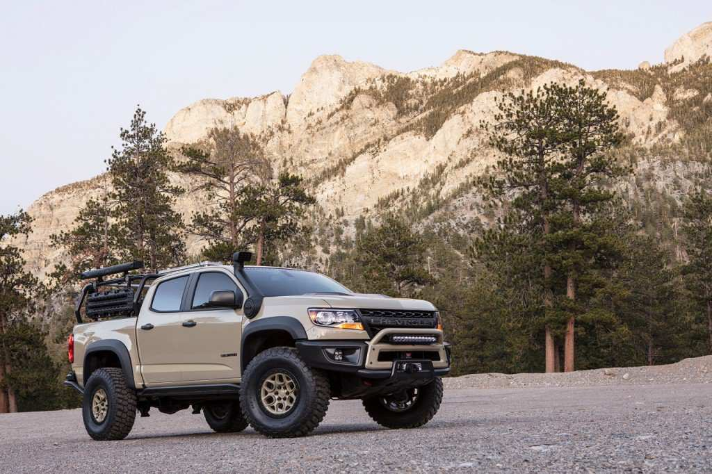73 All New 2020 Chevrolet Colorado Overview by 2020 Chevrolet Colorado