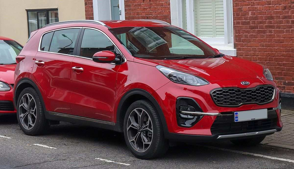 73 All New 2020 Kia Sportage Brochure Configurations for 2020 Kia Sportage Brochure