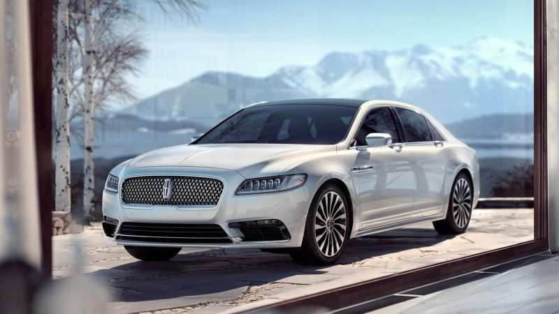 73 All New 2020 The Lincoln Continental Images by 2020 The Lincoln Continental