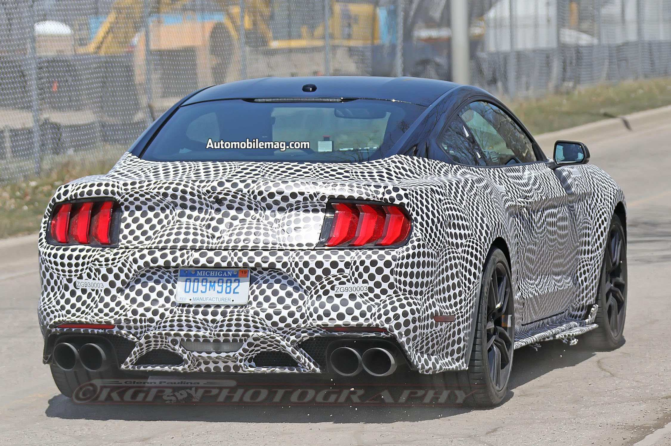 Spy Shots Ford Mustang Svt Gt 500 Price and Release date