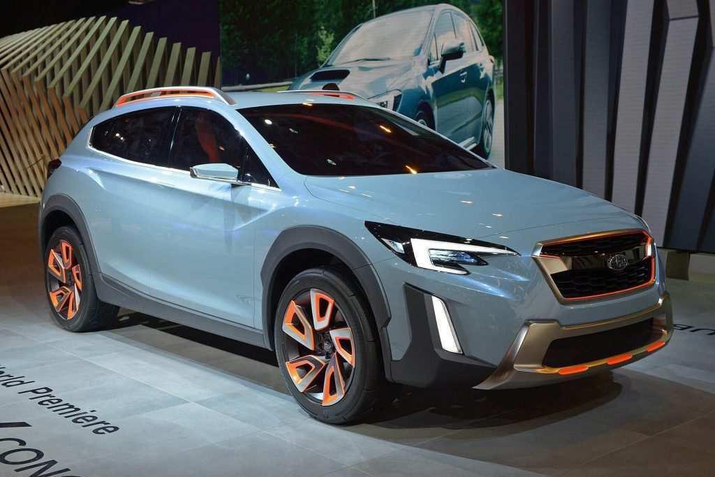 73 All New Subaru Xv 2020 New Concept Style for Subaru Xv 2020 New Concept