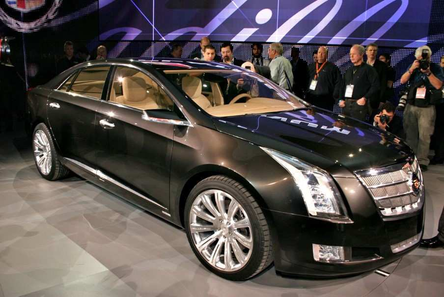 73 Best Review 2020 Cadillac Xts Premium New Review with 2020 Cadillac Xts Premium