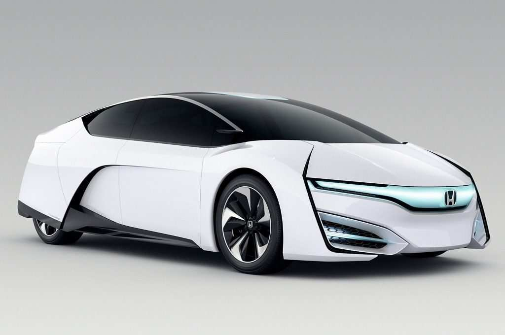 73 Best Review 2020 Honda Fcev Release Date for 2020 Honda Fcev