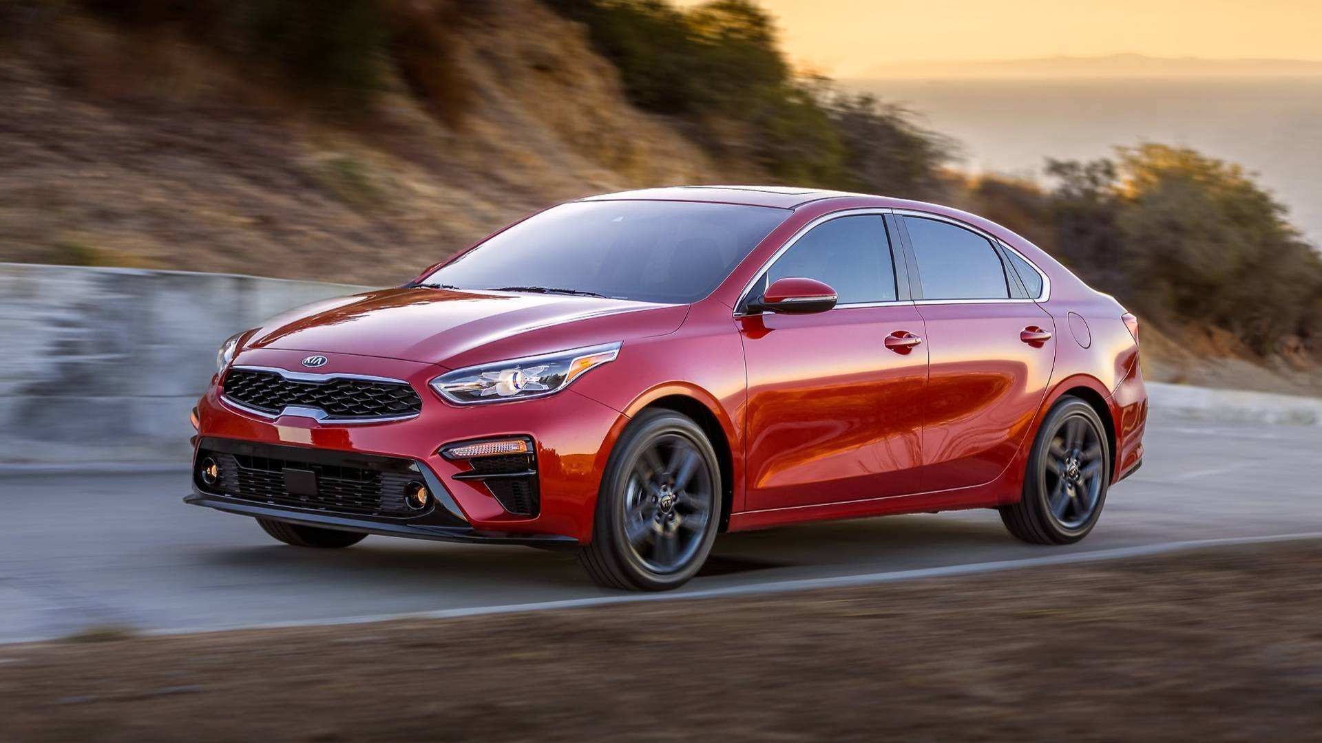 73 Best Review 2020 Kia Forte Research New with 2020 Kia Forte