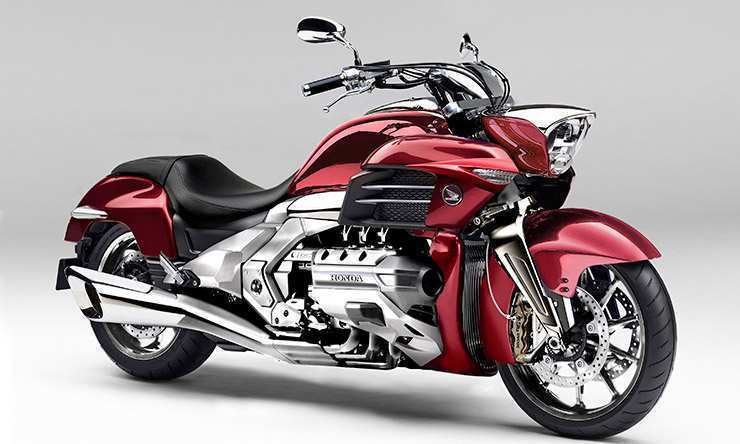 73 Concept of 2020 Honda Gold Wing New Review by 2020 Honda Gold Wing