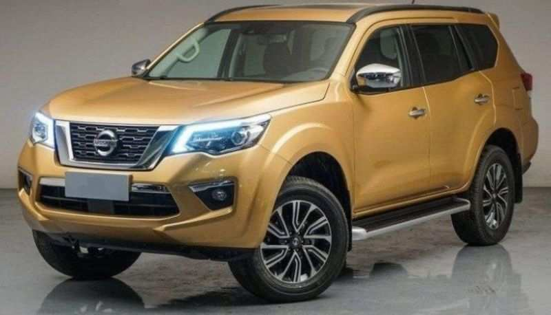 73 Concept of 2020 Nissan Xterra Overview with 2020 Nissan Xterra