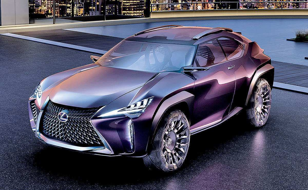 73 Concept of Lexus Ux 2020 New Concept New Review by Lexus Ux 2020 New Concept