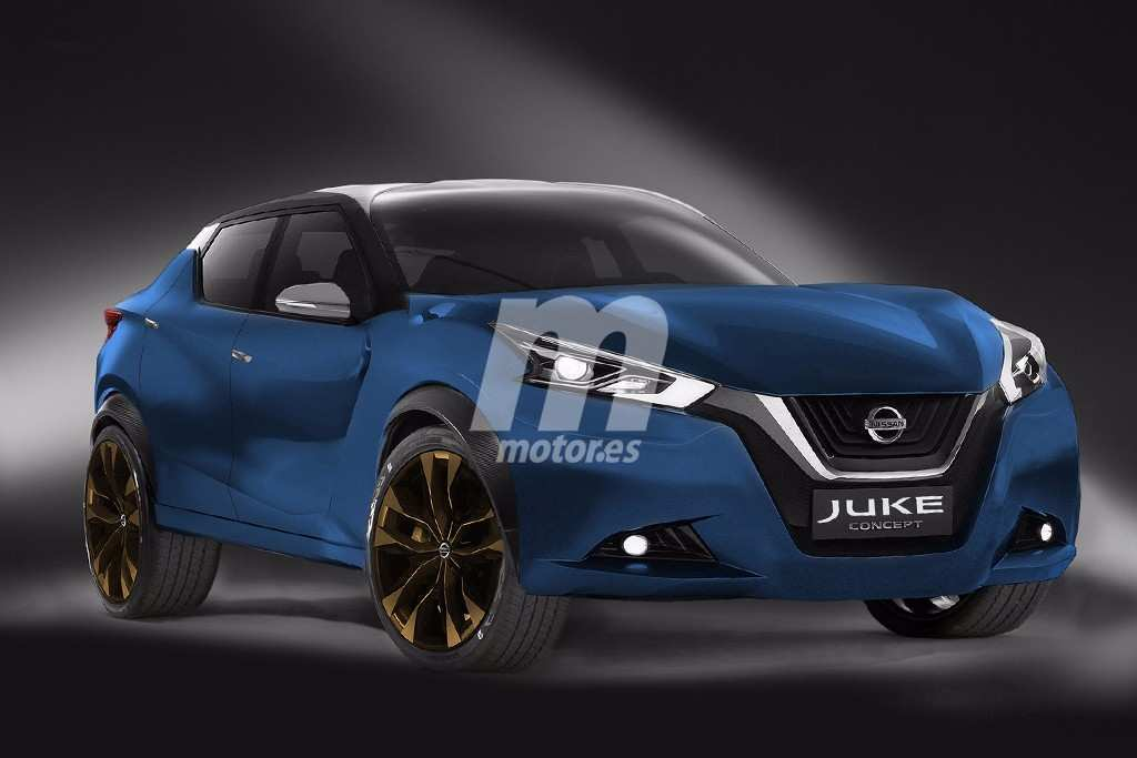 73 Concept of Nissan Juke 2020 New Concept Style with Nissan Juke 2020 New Concept