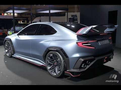 73 Concept of Subaru Wrx 2020 Exterior Date History with Subaru Wrx 2020 Exterior Date