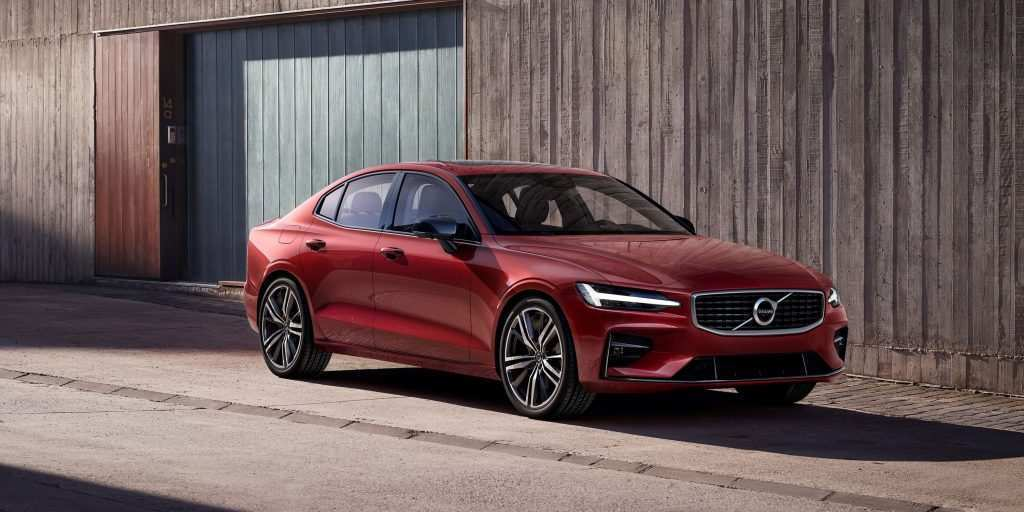 73 Concept of Volvo V60 2020 New Concept Overview for Volvo V60 2020 New Concept