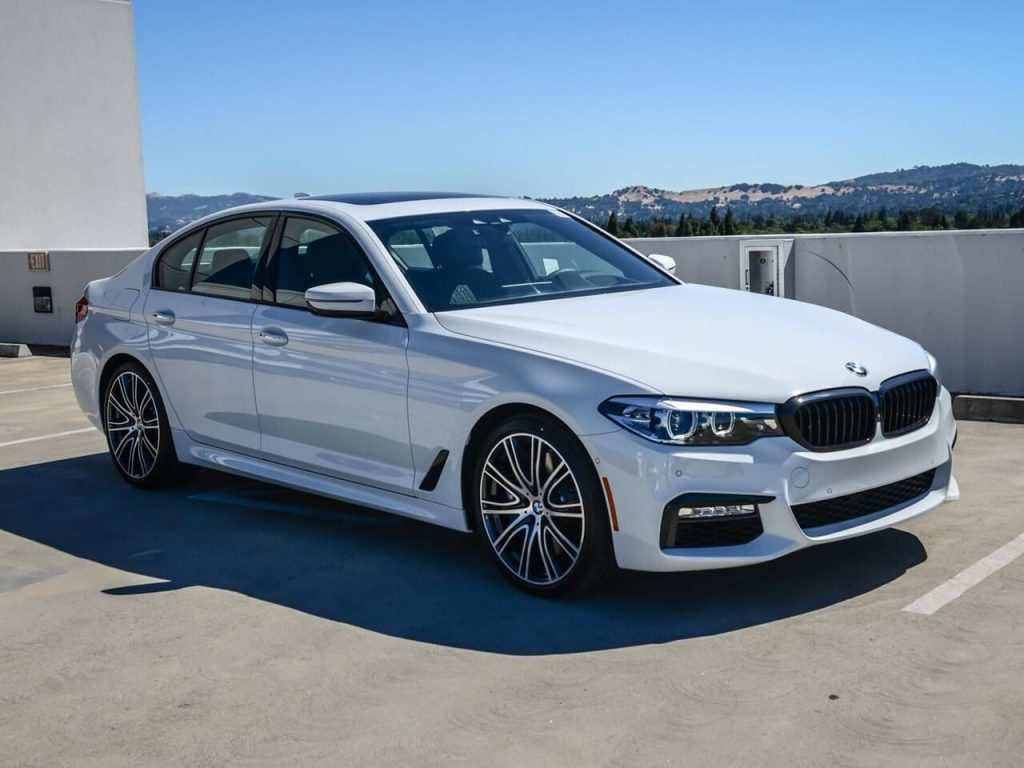 73 Gallery of 2020 BMW 5 Series Speed Test for 2020 BMW 5 Series