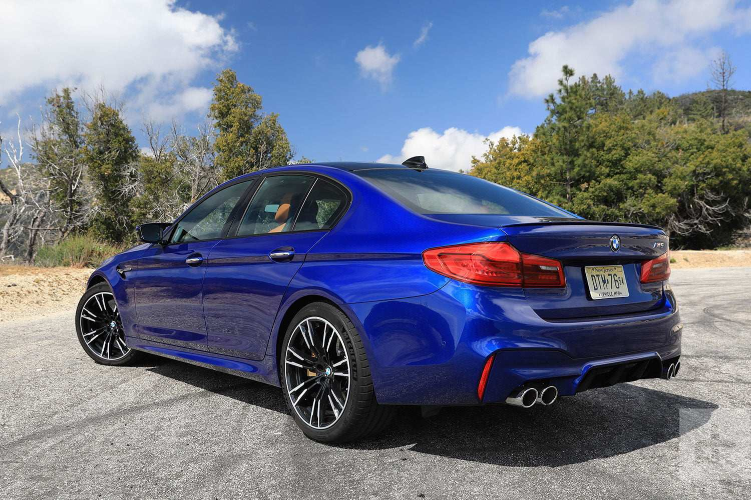 73 Gallery of 2020 BMW M5 Specs and Review with 2020 BMW M5