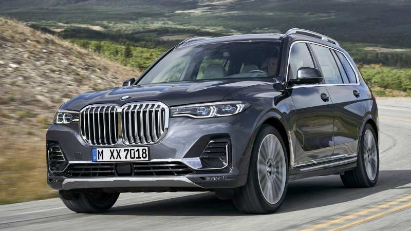 73 Gallery of 2020 BMW X7 Suv Series Configurations with 2020 BMW X7 Suv Series