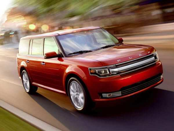 73 Gallery of 2020 Ford Flex Redesign by 2020 Ford Flex