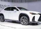 73 Gallery of 2020 Lexus Ux Exterior Canada Spy Shoot with 2020 Lexus Ux Exterior Canada