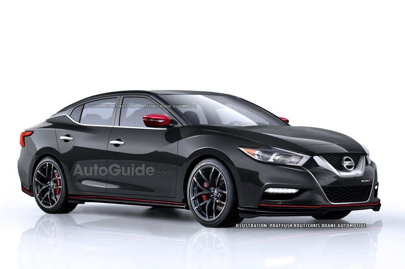 73 Gallery of 2020 Nissan Maxima Detailed Exterior and Interior for 2020 Nissan Maxima Detailed