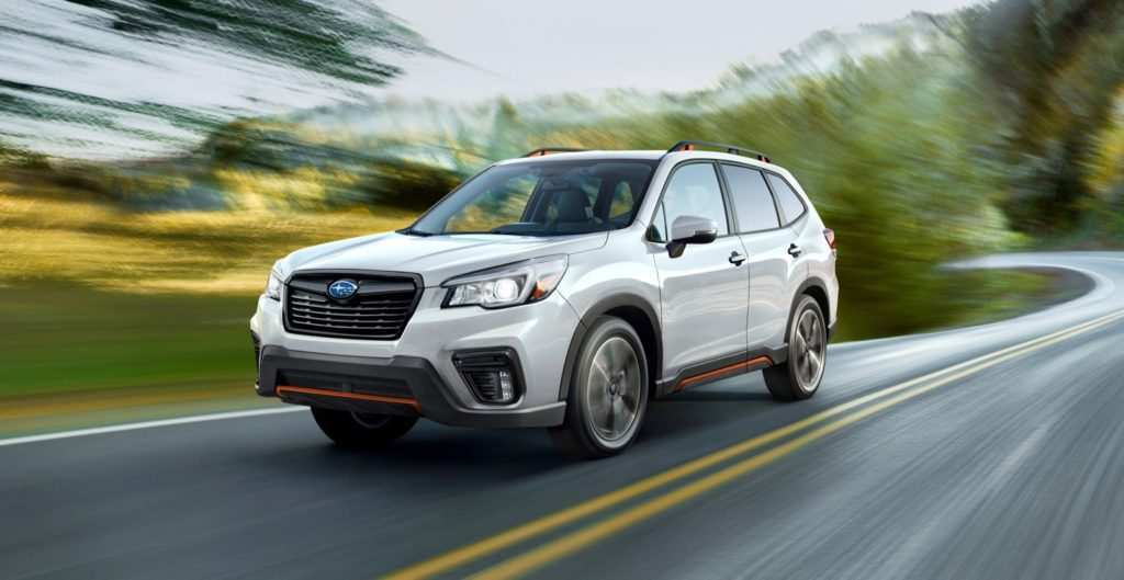 73 Gallery of 2020 Subaru Forester Unveiling Prices for 2020 Subaru Forester Unveiling