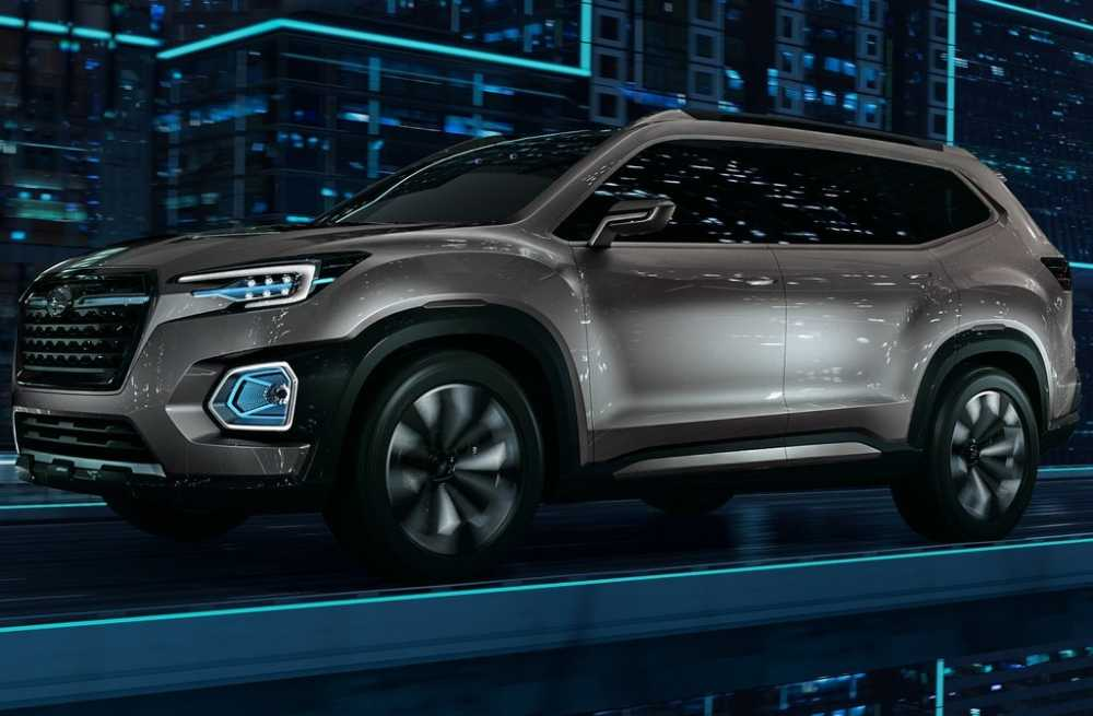73 Gallery of 2020 Subaru Tribeca Pictures for 2020 Subaru Tribeca