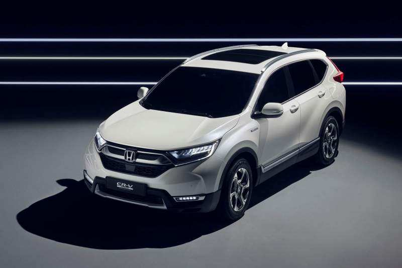 73 Gallery of Crv Toyota 2020 Overview for Crv Toyota 2020