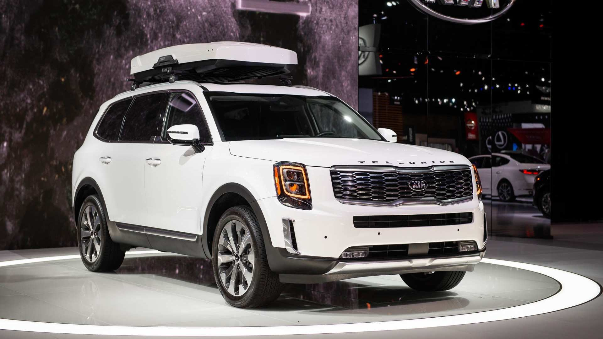73 Gallery of Kia 2020 Telluride Release Date with Kia 2020 Telluride