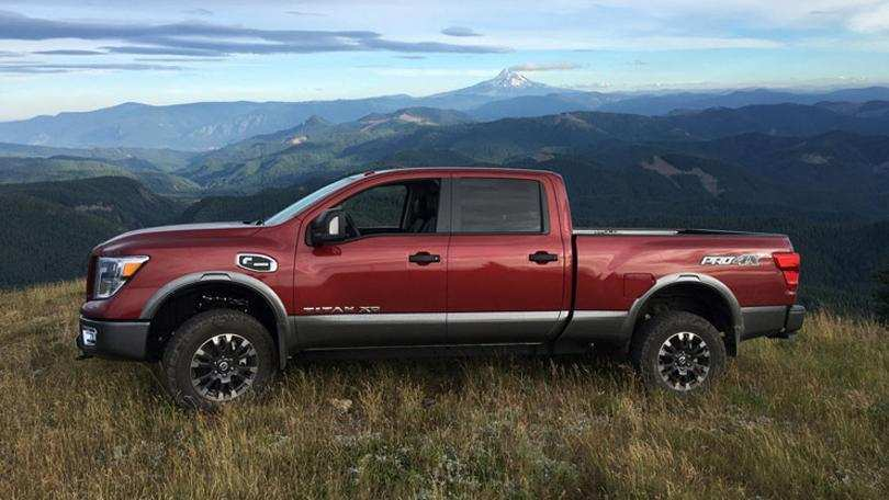 73 Great 2016 Nissan Titan XD Exterior and Interior by 2016 Nissan Titan XD