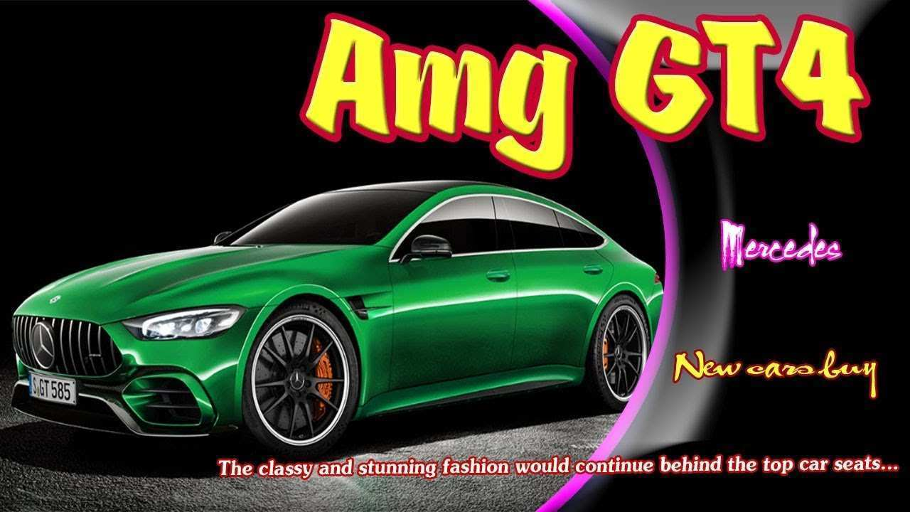 73 Great Mercedes 2020 Amg Gt4 Specs by Mercedes 2020 Amg Gt4