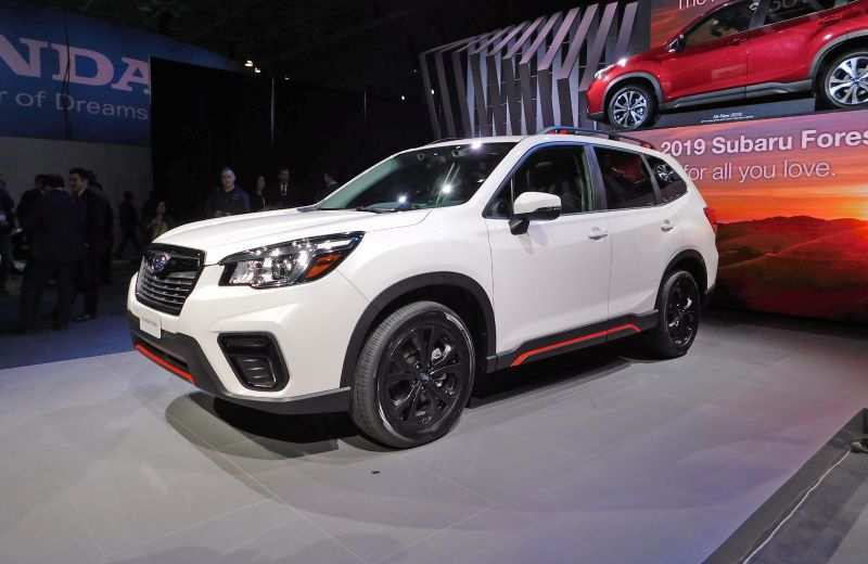 73 New 2020 Subaru Forester Canada Style for 2020 Subaru Forester Canada