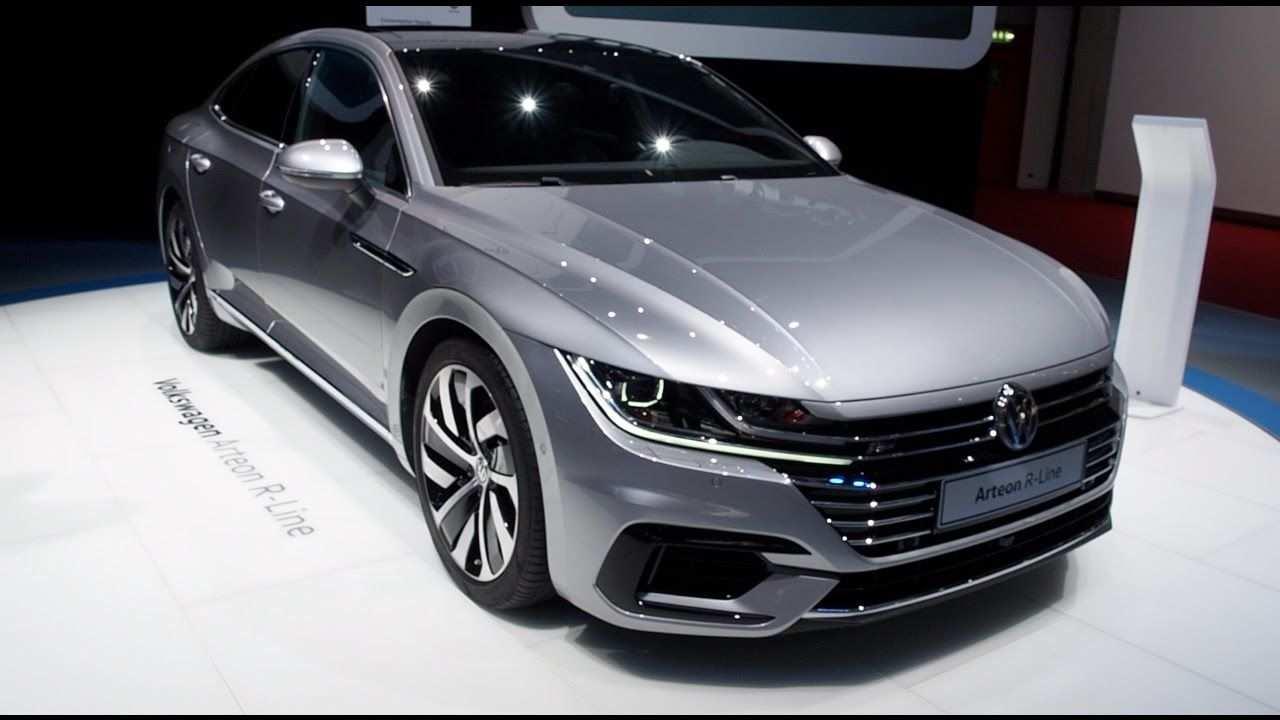73 New Volkswagen Arteon 2020 Exterior Concept by Volkswagen Arteon 2020 Exterior