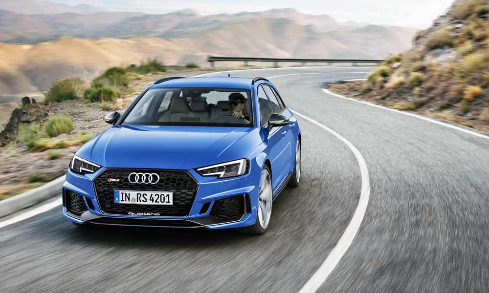 73 The 2020 Audi Rs4 Speed Test for 2020 Audi Rs4