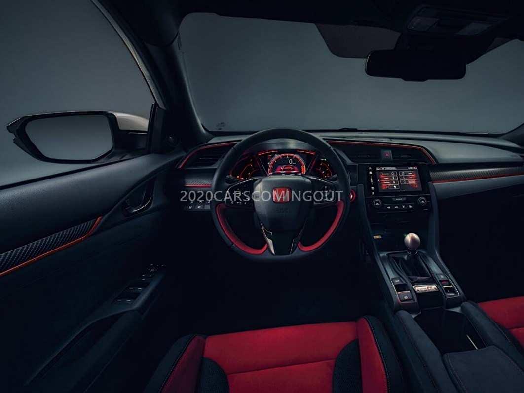 74 All New 2020 Honda Civic Si Sedan Spy Shoot for 2020 Honda Civic Si Sedan