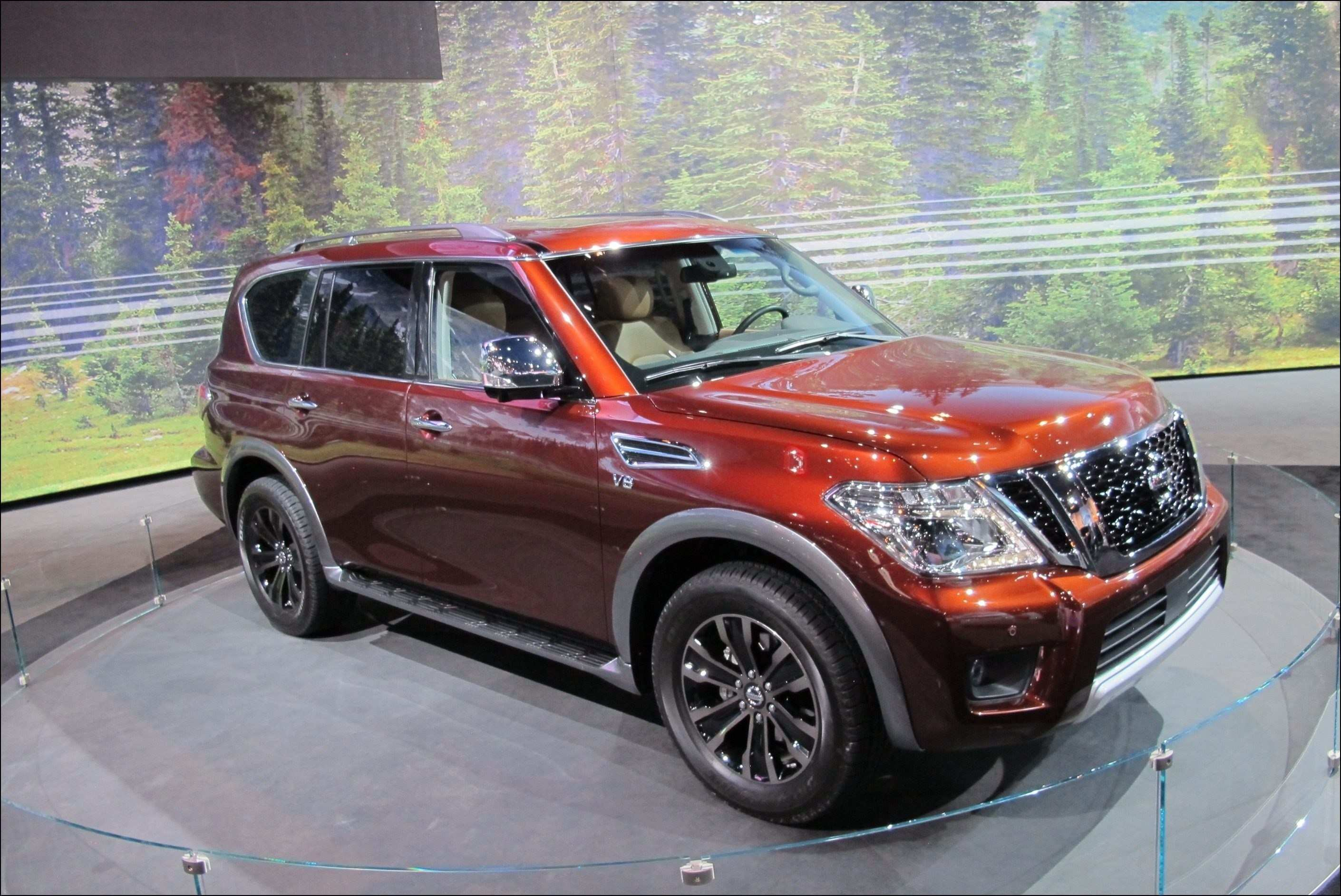 74 All New 2020 Nissan Armada Review for 2020 Nissan Armada