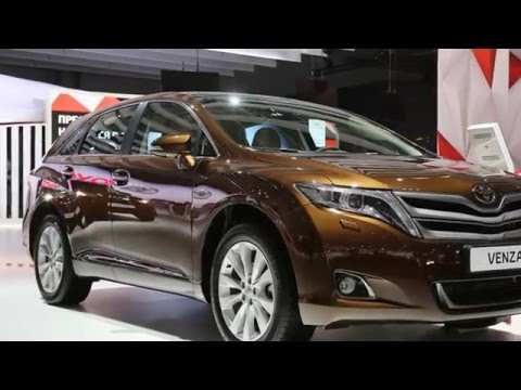 74 All New 2020 Toyota Venza New Concept by 2020 Toyota Venza