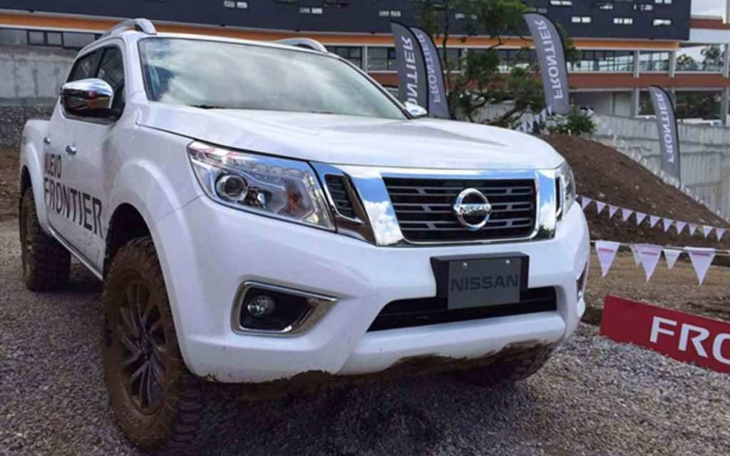 74 All New Nissan Frontier 2020 New Concept Picture by Nissan Frontier 2020 New Concept
