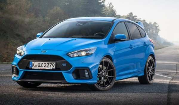 74 Best Review 2020 Ford Focus RS Specs with 2020 Ford Focus RS