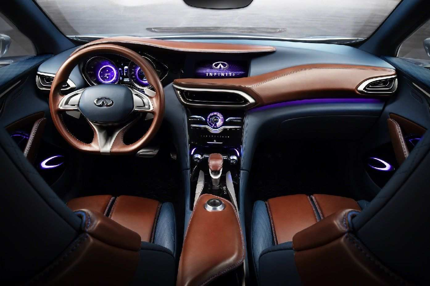 74 Best Review 2020 Infiniti QX70 Spy Shoot by 2020 Infiniti QX70
