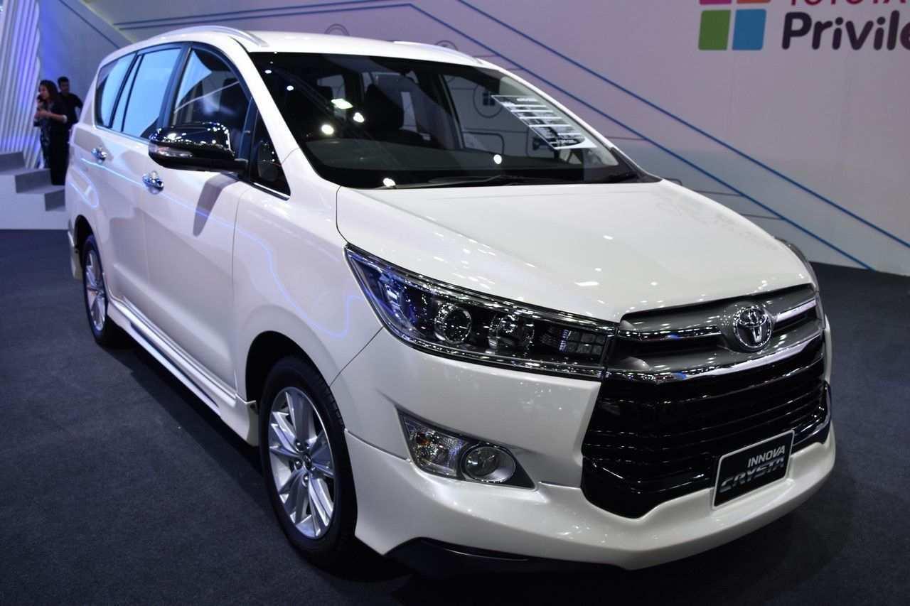 74 Concept of 2020 Toyota Innova Release by 2020 Toyota Innova