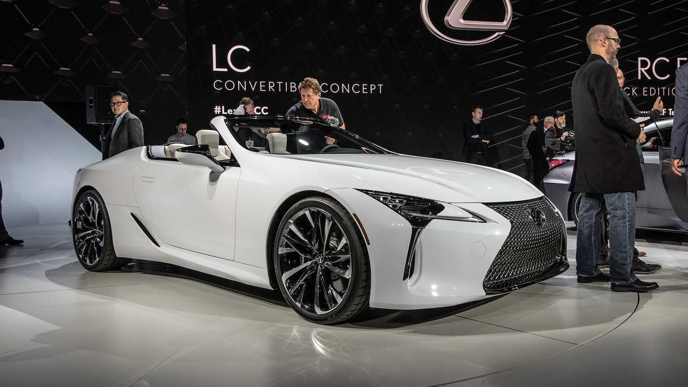 74 Concept of Lc 500 Lexus 2020 Performance and New Engine for Lc 500 Lexus 2020