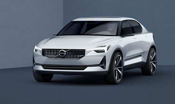 74 Concept of Volvo 2020 Electric Concept by Volvo 2020 Electric