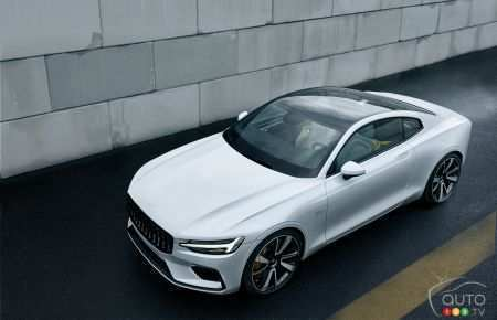 74 Concept of Volvo Electric Vehicles 2020 Specs for Volvo Electric Vehicles 2020