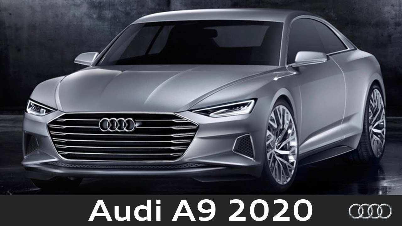 74 Gallery of 2020 Audi A9 Concept Performance with 2020 Audi A9 Concept