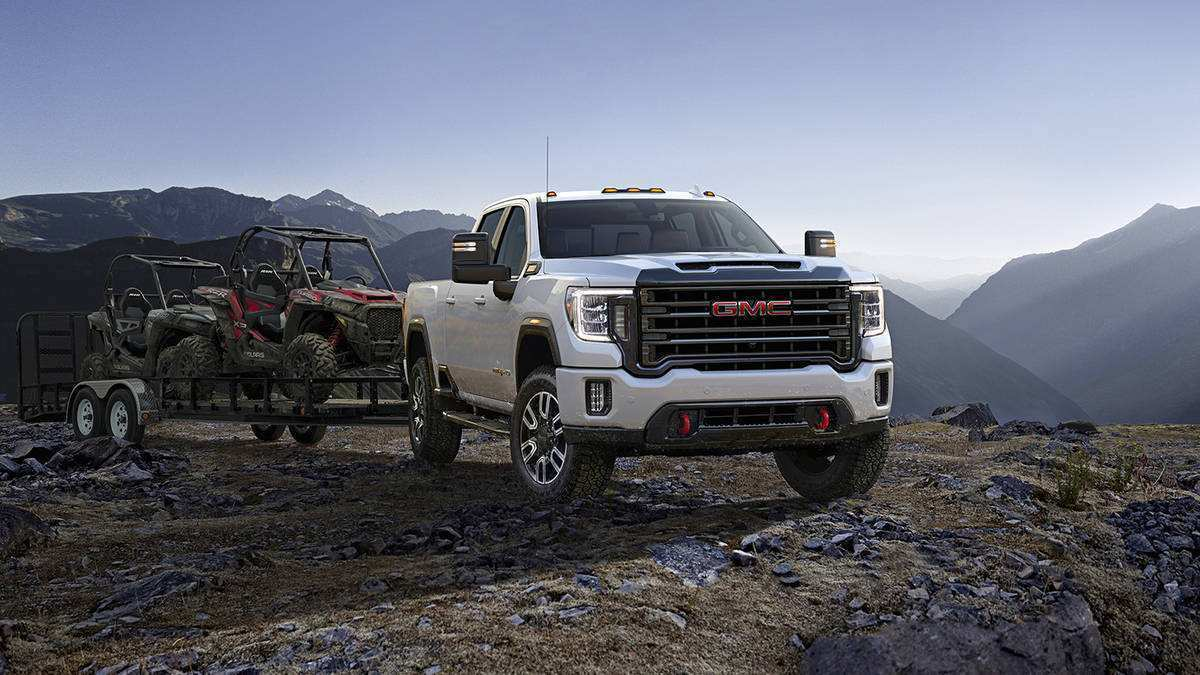 74 Gallery of 2020 GMC Sierra Configurations with 2020 GMC Sierra
