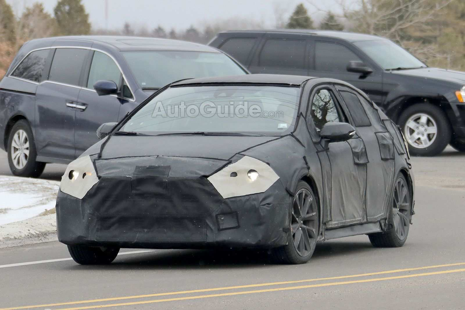 74 Gallery of 2020 Spy Shots Toyota Prius Configurations with 2020 Spy Shots Toyota Prius