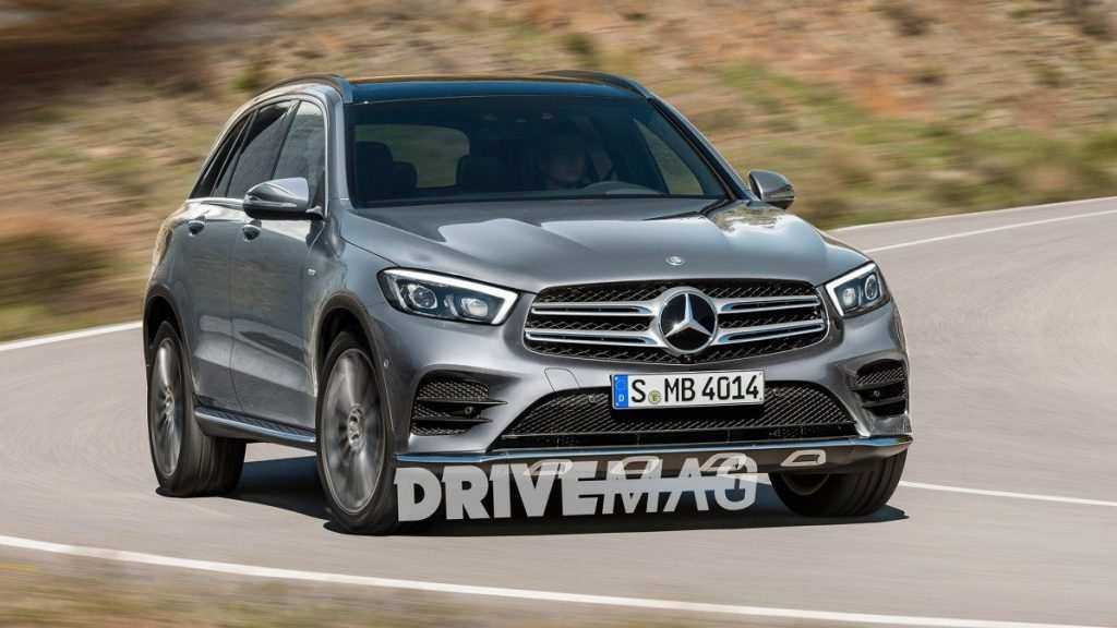 74 Gallery of Mercedes Glc 2020 Images with Mercedes Glc 2020