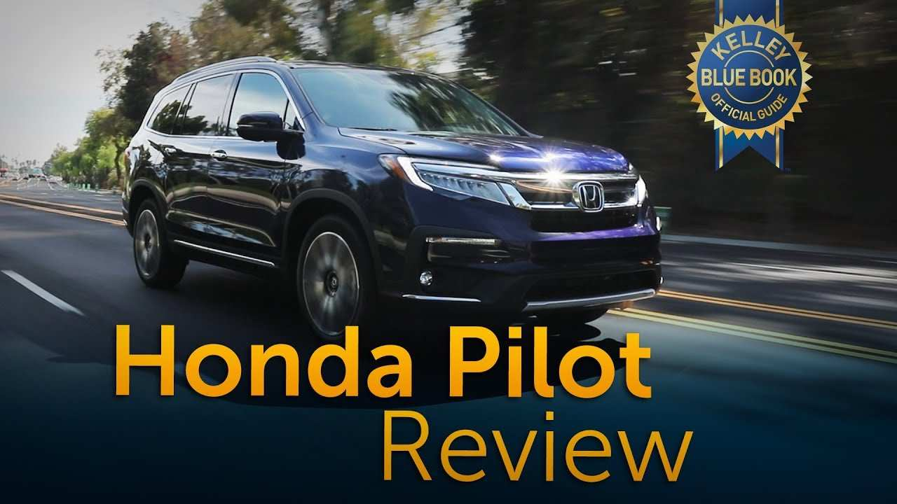 74 Great 2020 Honda Pilot Kbb Redesign and Concept by 2020 Honda Pilot Kbb