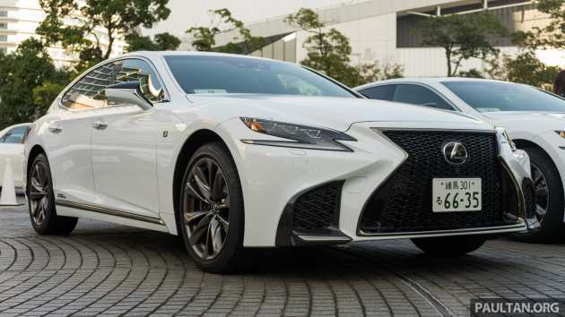 74 Great 2020 Lexus Vehicles First Drive with 2020 Lexus Vehicles