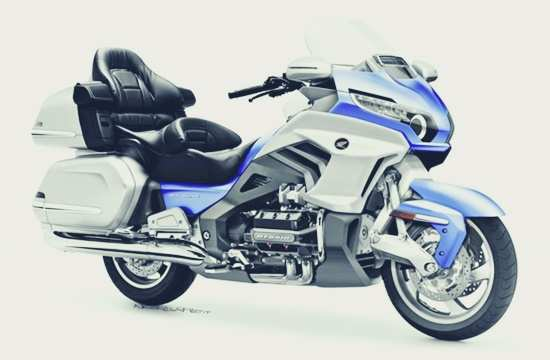 74 New 2020 Honda Gold Wing Price and Review with 2020 Honda Gold Wing