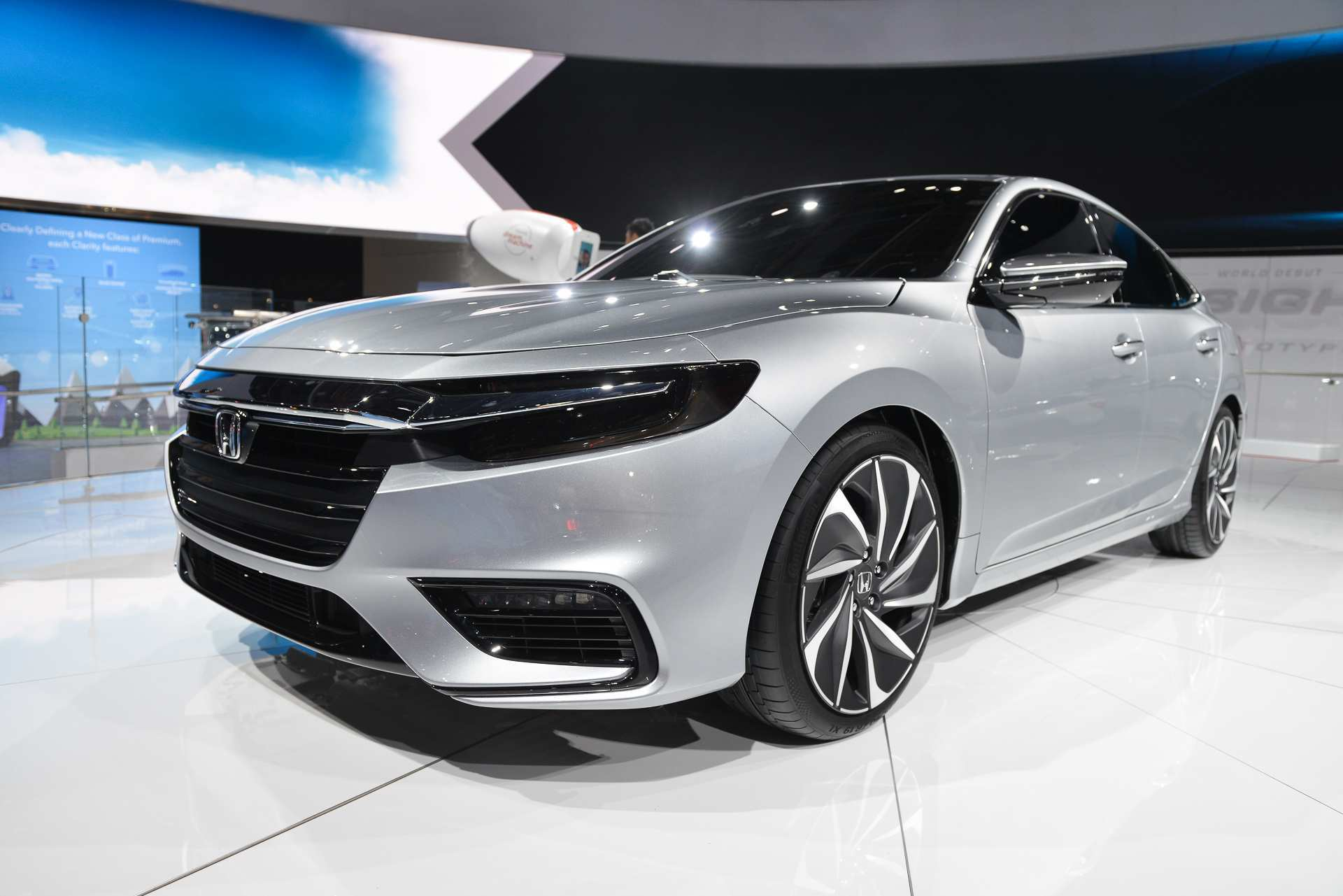 74 New 2020 Honda Insight Redesign with 2020 Honda Insight