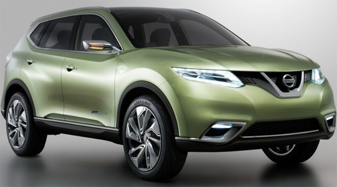 74 New 2020 Nissan Rogue Hybrid Redesign with 2020 Nissan Rogue Hybrid